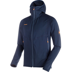 Mammut M's Eiswand Advanced ML Hooded Jacket night